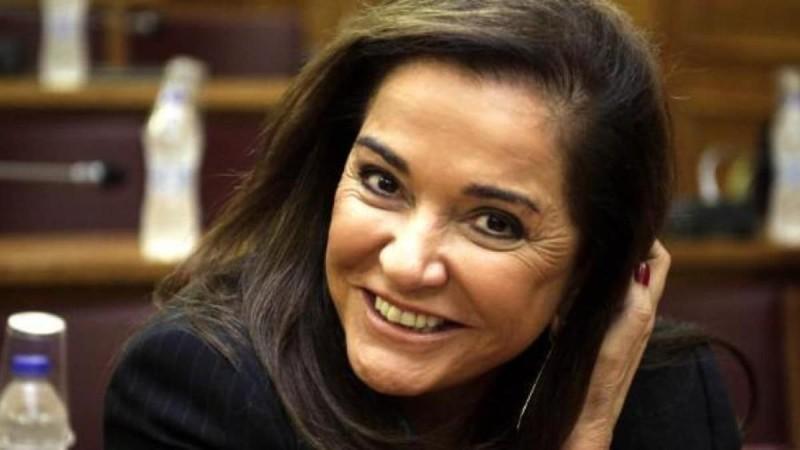 Πολύ ευχάριστα νέα για την Ντόρα Μπακογιάννη
