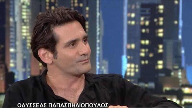 Συγκλονίζει ο Οδυσσέας Παπασπηλιόπουλος: «Νόμιζα ότι καταστρέφομαι, ένιωθα...»