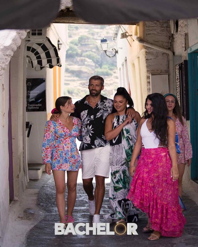 The Bachelor 2 Αλέξης Παππάς λεφτά αμοιβή