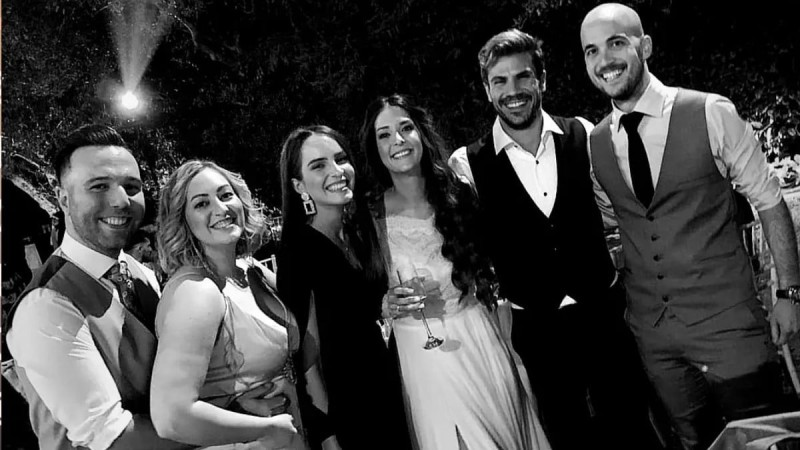Άκης Πετρετζίκης - Κωνσταντίνα Παπαμιχαήλ: Αυτό ήταν το μενού του γάμου τους που επιμελήθηκε ο ίδιος ο σεφ