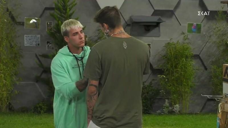 Big Brother 2: Συμφώνησαν να μοιραστούν το έπαθλο ο Στηβ και ο Πέτσας