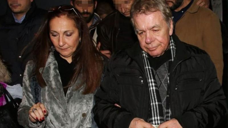 Γιάννης Πουλόπουλος: «Τσακίζει» κόκαλα η σύζυγος του - «Έχασα τον καλύτερό μου φίλο! Τον άνθρωπό μου»