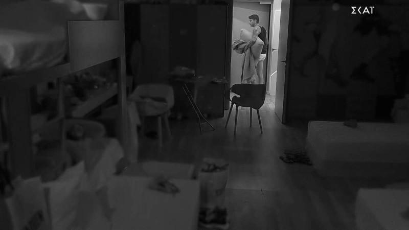 Big Brother: Το ροχαλητό του Πέτσα