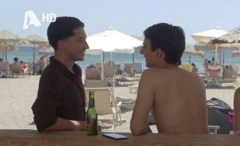 Ο Δημητράκης από το Νησί παίζει στον Σασμό στον ALPHA