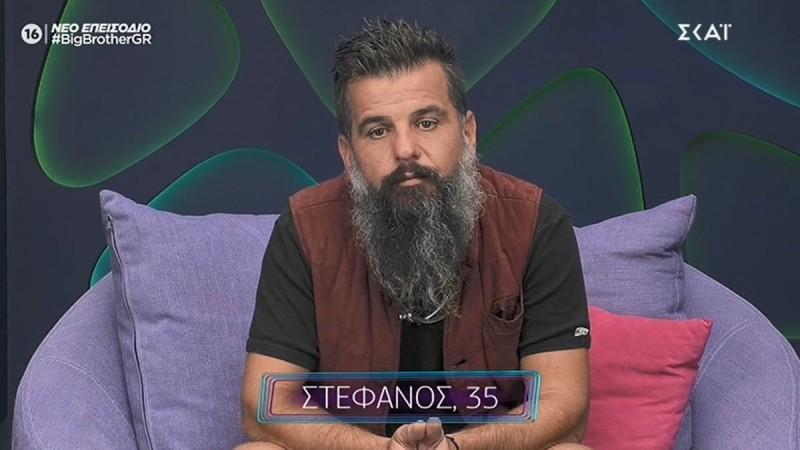 Big Brother 2: Ζήτησε να αποχωρήσει από το σπίτι ο Στέφανος