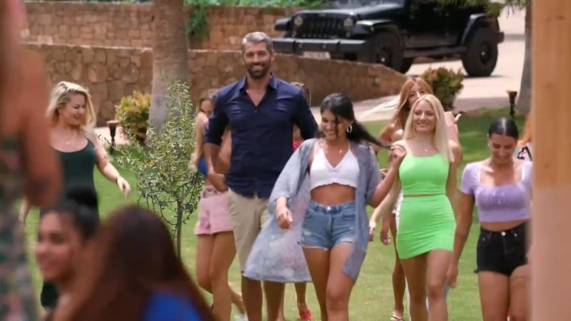 The Bachelor 2: Ο Αλέξης Παππάς επισκέπτεται την βίλα - Πιο ενθουσιασμένα από ποτέ τα κορίτσια