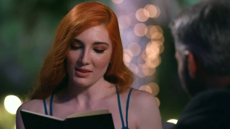 The Bachelor 2: Η Βαλέρια έγραψε ποίημα για τα μάτια του Αλέξη