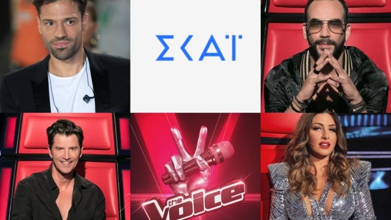 Ανακοινώθηκε η πρεμιέρα του The Voice
