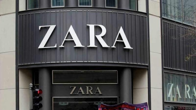 «Χρυσή» η νέα κολεξιόν των Zara - Αυτή είναι η 90's φούστα που ξεπουλάει