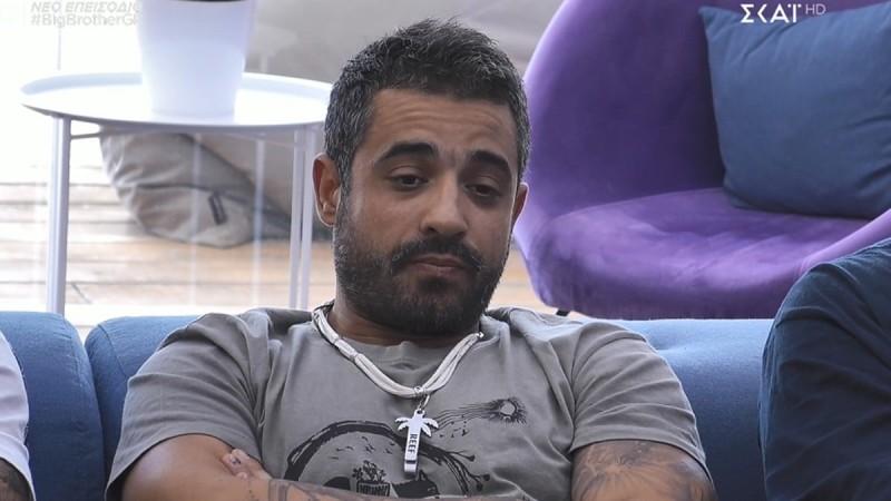 Big Brother 2: Ποινή στον Μιχάλη από τον Μεγάλο Αδερφό