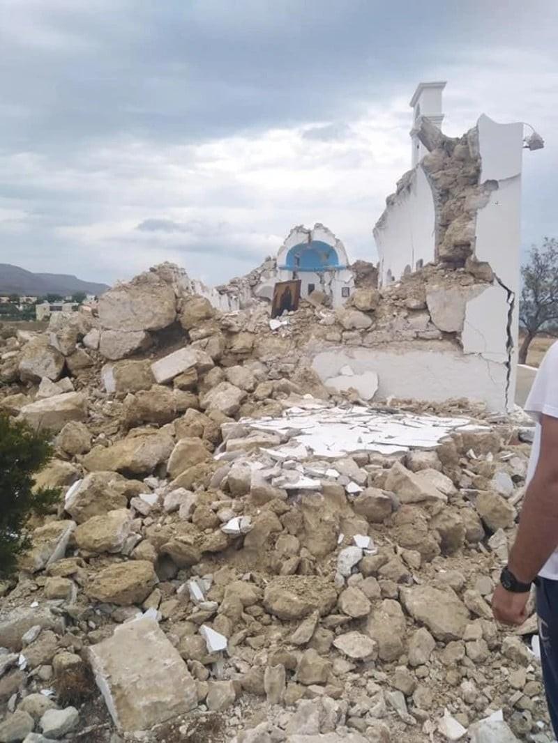 Σεισμός 6,3 Ρίχτερ Κρήτη